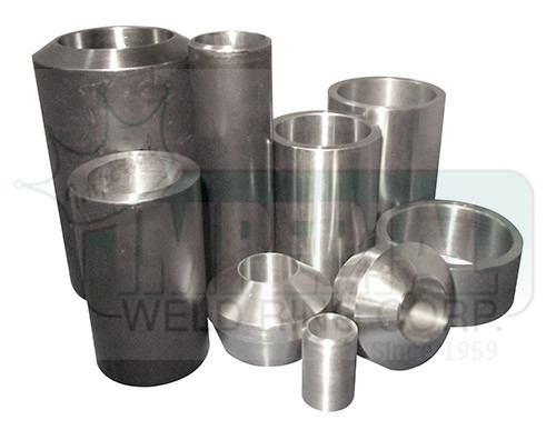 Weld backing rings consumable weld inserts weld test