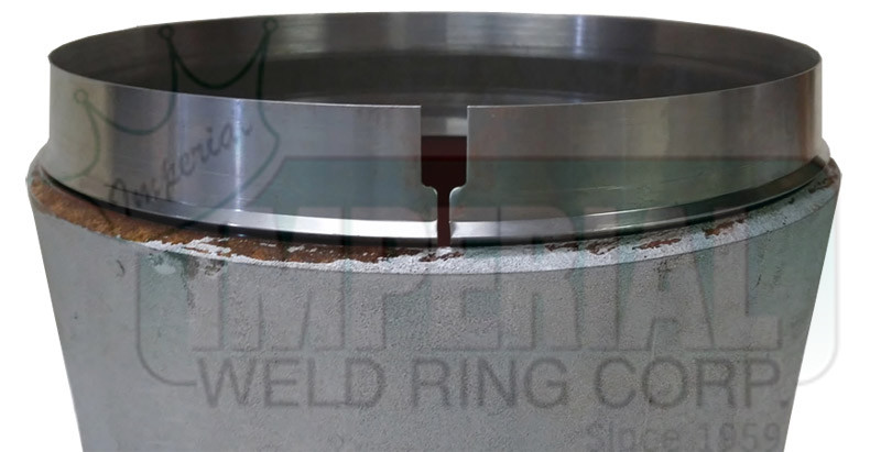 Weld backing chill rings imperial ring corp