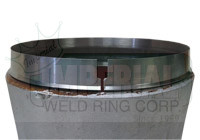 Flared Pipe-End Type Weld Ring